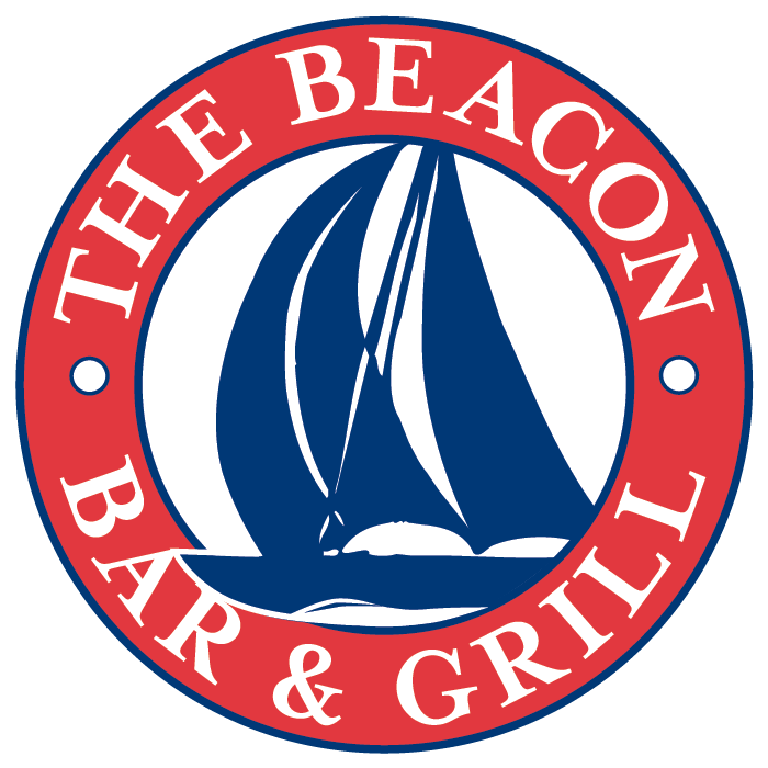 The Beacon Bar and Grill logo transparent
