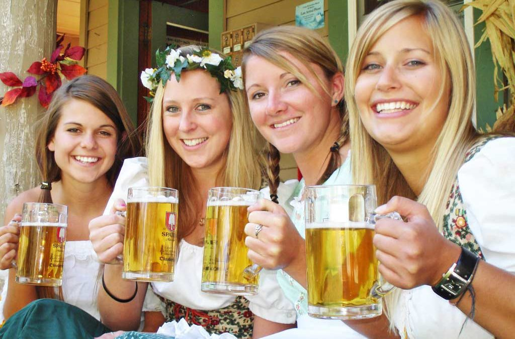 Welcome Fall at Camp Richardson's 21st Annual Oktoberfest, Oct. 3 – 4