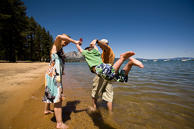 Dads, grads, and Tahoe fun in June