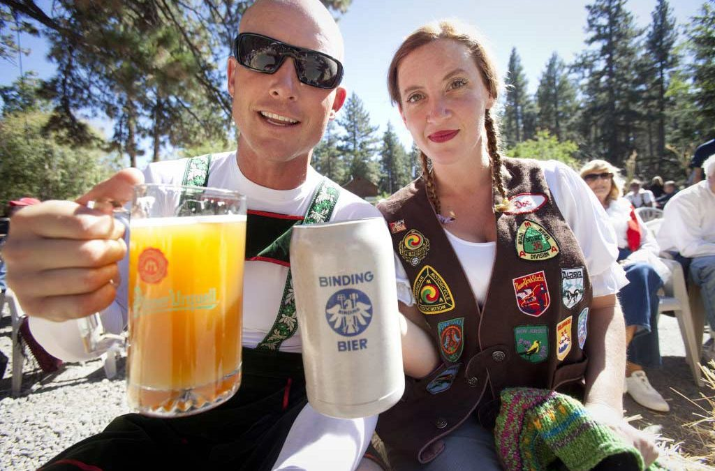 It's that Time of the Year Again: Oktoberfest in Tahoe