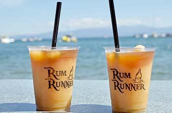 Beacon rum runner cocktail