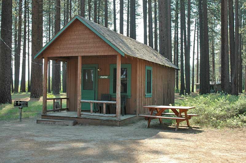camping at camp richardson