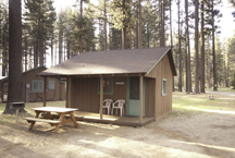chrysler cabin at lake tahoe