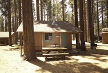 dodge cabin at lake tahoe