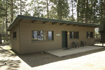el dorado lake tahoe cabin front view