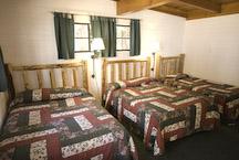el dorado lake tahoe cabin bedroom