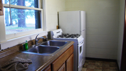 fleetwood lake tahoe cabin kitchenette