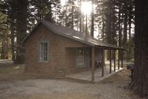 nash cabin at lake tahoe
