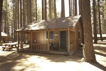peerless cabin at lake tahoe