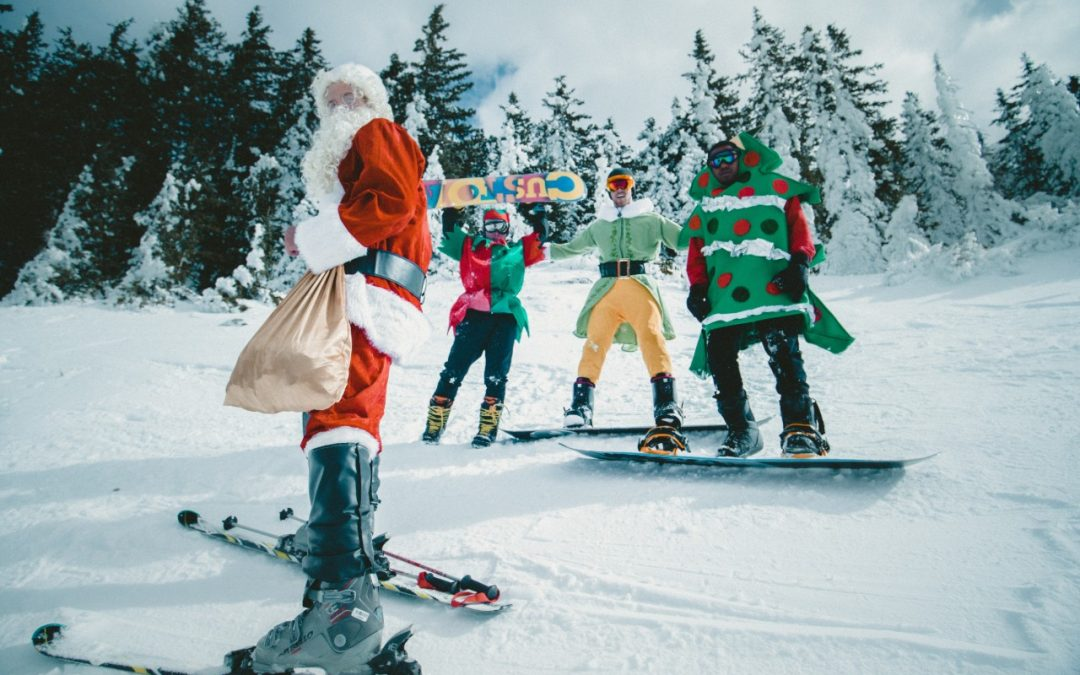 Christmas and New Year's at Camp Rich