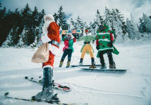 Christmas and New Year's at Camp Rich @ Camp Richardson Resort