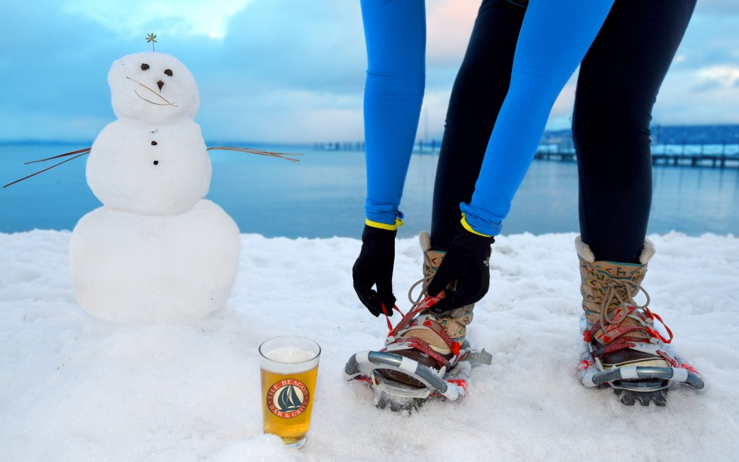 Snowshoe Cocktail Races
