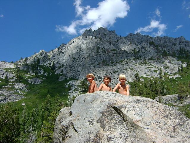 Eagle Lake south lake tahoe hiking trails