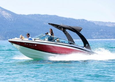 speedboat rentals in lake tahoe at camp richardson marina