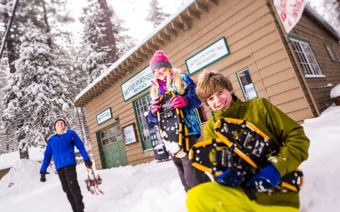 Things to do for Christmas in Lake Tahoe