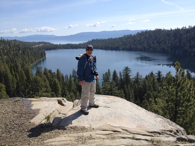 cascade falls south lake tahoe hiking trails