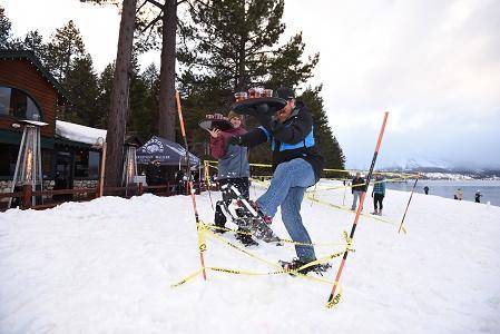 2020 Snowshoe Cocktail Race Series Begins at Camp Richardson