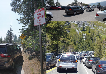 Upcoming meetings to update public on Lake Tahoe's SR89 West Shore plan