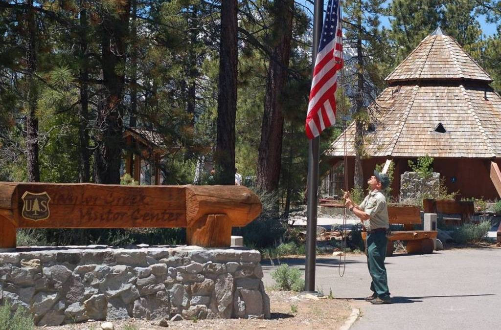 USFS closes Tahoe beaches, recreation sites